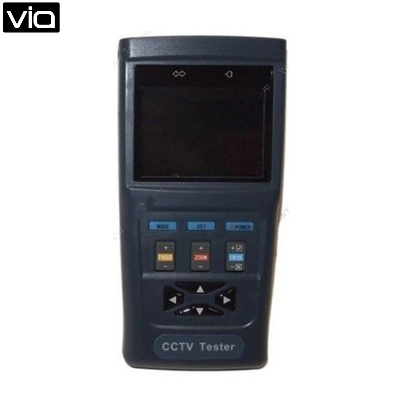 DT-V30 Direct Factory 2.8 Monitor CCTV Video Audio Surveillance PTZ Camera Tester Output 12V 1A ZOOM 3 5 inch tft led audio video security tester cctv camera monitor