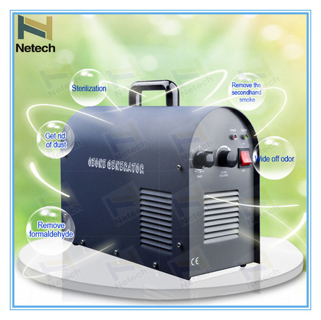 Hot Selling Factory Price 3g Ozone Generator Car Air Purifier