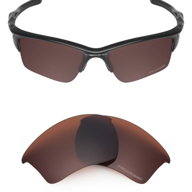 Oakley Half Jacket 2 0 Xl >> Us 24 91 16 Off Mryok Polarized Resist Seawater Replacement Lenses For Oakley Half Jacket 2 0 Xl Sunglasses Bronze Brown In Eyewear Accessories