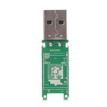 USB 2.0 adaptateur eMMC 153 169 carte mère eMCP sans mémoire Flash