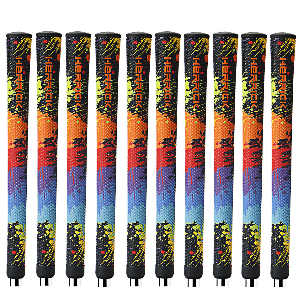 New Colorful golf grips Non-slip