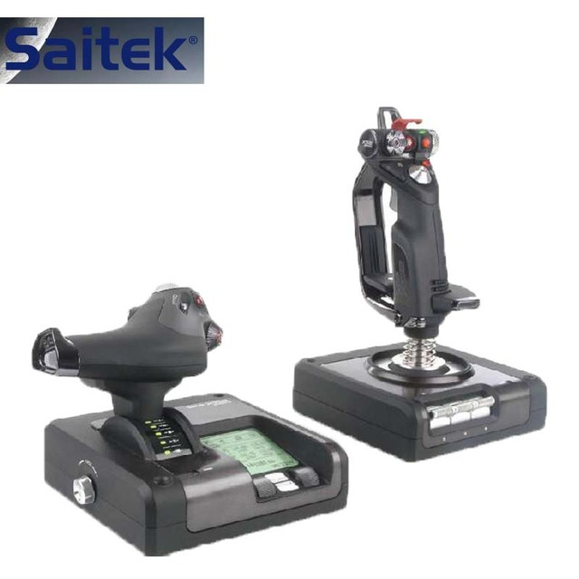 SAITEK X52 FLIGHT CONTROL SYSTEM DRIVER FOR WINDOWS
