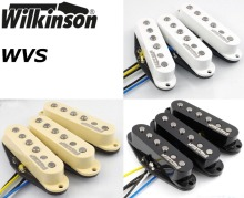 Wilkinson WVS 60s Alnico5 SSS Single Coil Guitar Pickups / Setfor ST