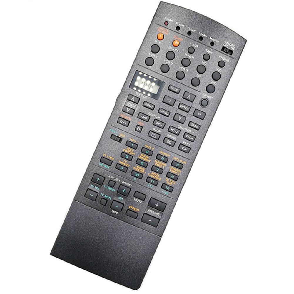 New remote control RAV220 for YAMAHA AV power amplifier RAV223 221 226 227 RX-V2300 RX-V3000 RX-V3300 RX-V3200 RX-V1 цена 2017