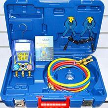 цены на WK-6889 Refrigeration Pressure Gauge Digital Testing Manifolds Vacuum Gauge Meter  в интернет-магазинах
