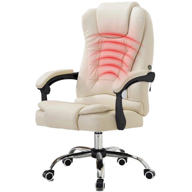 Домашнее Роскошное Качество, офисное игровое компьютерное кресло, полдень, кресло из искусственной кожи, массажное, удобное, для геймера, Silla - 3