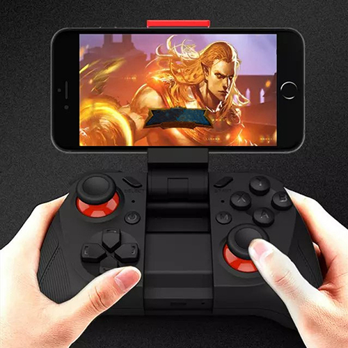 1Pc Wireless Multifunction Bluetooth Game Controller Gamepad for iPhone Android