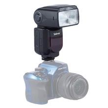 Selens MD-585 TTL SLR Camera Speedlite Camera Flash 60D 600D for Canon 7D 6D 5D