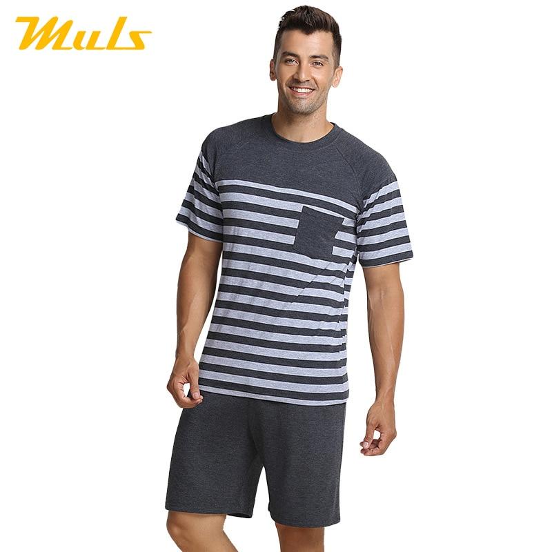 Men Sleepwear Summer Hombre 2017 Ternos Satin Pajama Pants