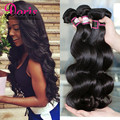 Mocha Hair Company Brazilian Body Wave 3pcs Brazilian Virgin Hair Body Wave Mocha Hair 8A Grade Virgin Unprocessed Human Hair