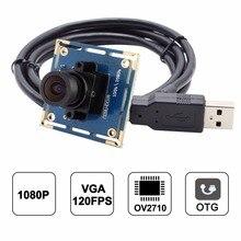 Cmos OV2710 2 megapixels UVC incorporado sistema de câmera USB 2.0 de alta velocidade para android windows linux
