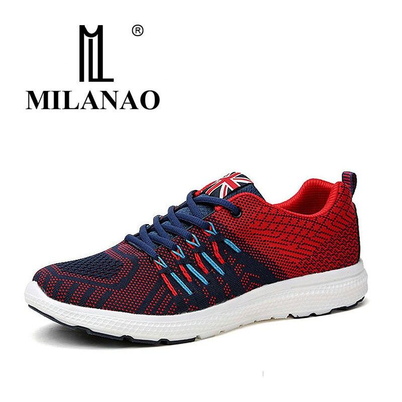 ①2016 milanao Correr profesionales zapatos del deporte Atlético ...