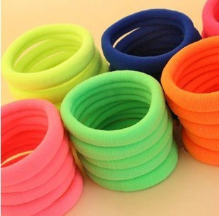 10pcs/lot colorful Hair Ornaments bandags