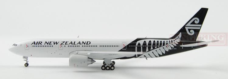 Special offer: Wings XX4862 JC New Zealand aviation ZK-OKC 1:400 B777-200ER commercial jetliners plane model hobby spike wings xx4502 jc turkey airlines b777 300er san francisco 1 400 commercial jetliners plane model hobby