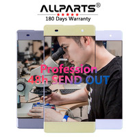 Tested 5 1920x1080 LCD For SONY Xperia XA LCD Display Touch Screen With Frame Digitizer Assembly