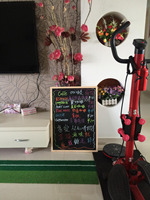 Free Shipping Wood Blackboards Chalkboard For Hanging On The Wall Office Supplier 30 40cm Factory Direct