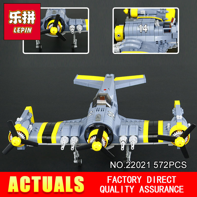 New Lepin 22021 572PCS Technical Series The Beautiful Science Fiction Fighting Aircraft Set Building Blocks Bricks Toys Model norman god that limps – science and technology i n the eighties