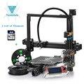 Impresora 3D Diy Impressora De Tevo Tarântula I3 impressora 3D-Single/Kit Impressora 3D Dupla Extrusora/extrusora Dupla Impressora 3D com cartão SD