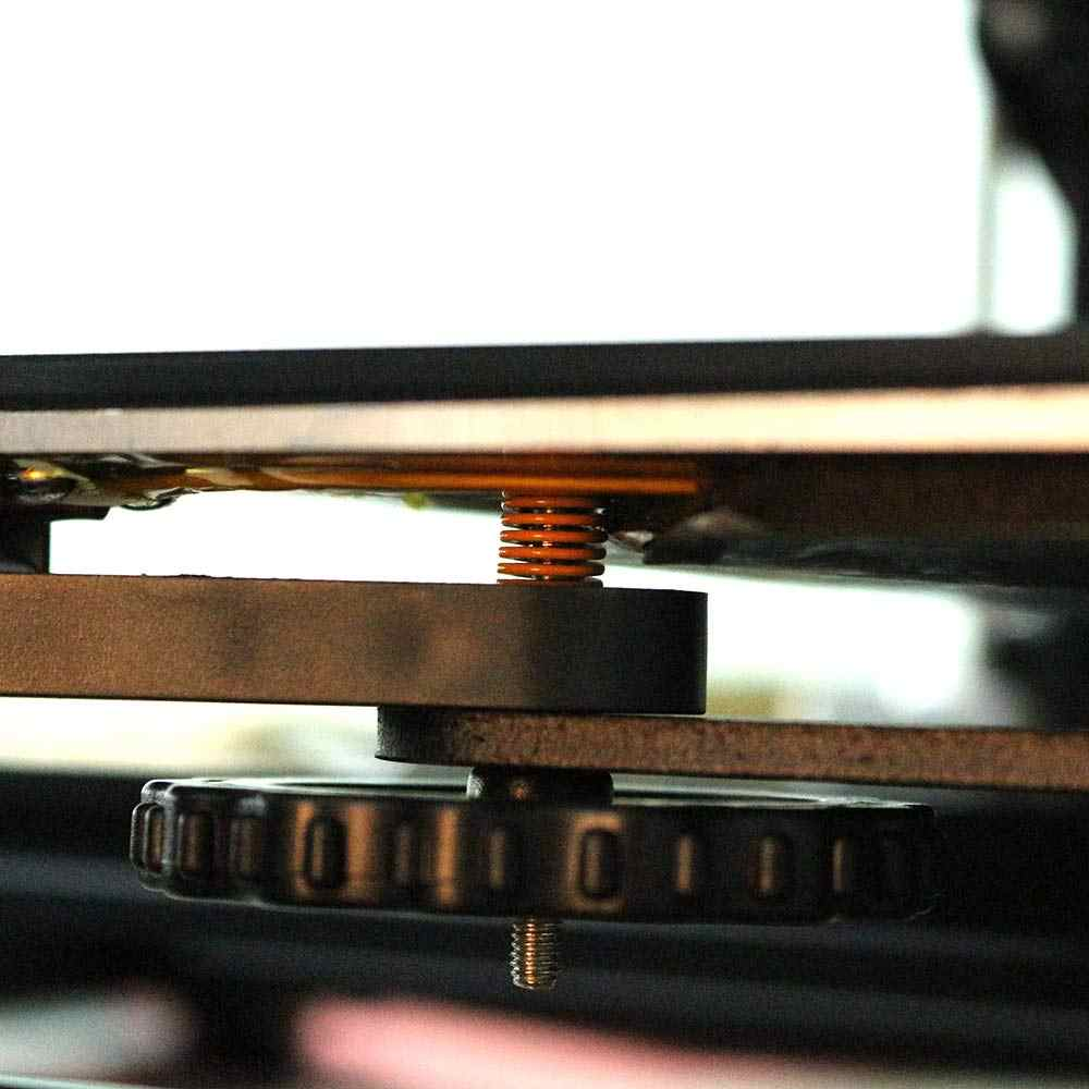 3D ชิ้นส่วนเครื่องพิมพ์ฤดูใบไม้ผลิสำหรับเตียงอุ่น MK3 CR-10 hotbed นำเข้าความยาว 25mm OD 8mm ID 4mm ความดัน Springs สำหรับ 3D เครื่องพิมพ์ใหม่