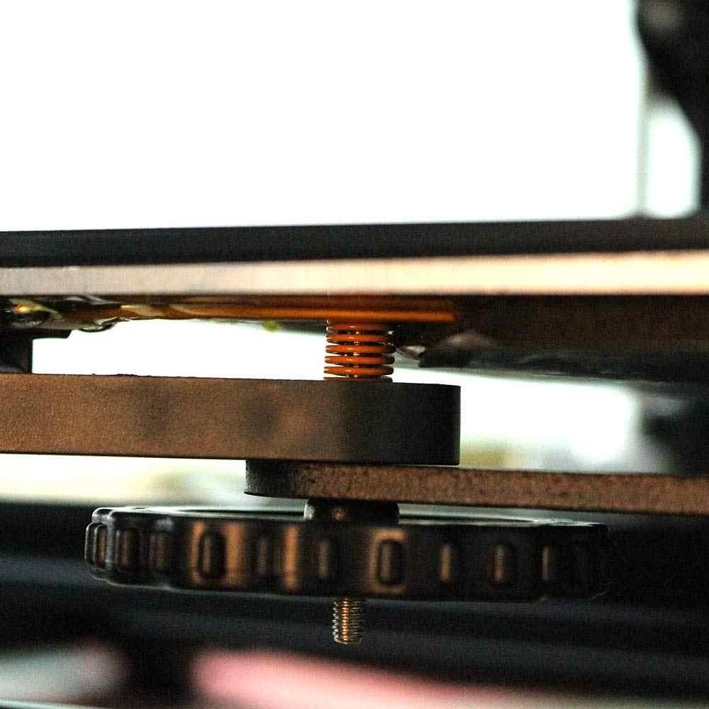 Primavera Peças Da Impressora Para A cama Aquecida MK3 3D CR-10 viveiro Importado Comprimento 8 25 milímetros OD mm ID 4mm molas de pressão Para 3D Impressora Nova