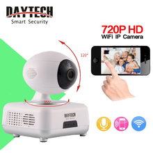 Daytech 720 P Wifi IP Caméra Night Vision H.264 Sans Fil Caméra P2P IR de Sécurité de Surveillance CCTV Réseau WiFi Moniteur DT-C8816