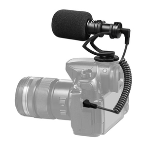 Comica Cvm Vm10Ii Full Metal Mini Compact On Camera Cardioid Directional Video Microphone with Shock Mount for Iphone Samsung|Microphone Accessories| |  -