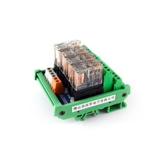 4-way relay module G2R-2 PLC amplifier board relay board relay module 24V12v compatible NPN/PNP 8 way omron relay module module plc amplifier board driver board output board 16a g2r 1 e