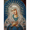 DIY Shiny Diamond Painting Cross Stitch Figure Russia Icon 5d Round Diamond Embroidery Crystals Rhinestones Religious
