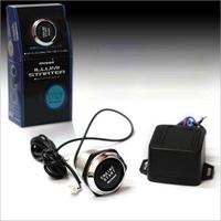 12V Car Engine Start Push Button Switch Ignition Starter Kit Blue LED Wonderful4 13 20