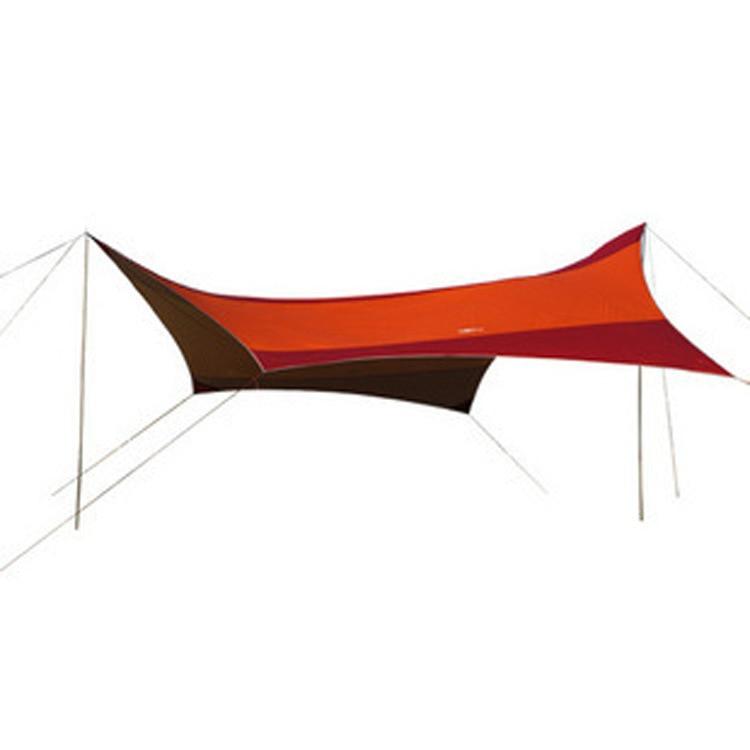 Outdoor Camping Tent Beach FIshing Pergola Portable Sunshade Shanty Camp  Canopy Automobile Sun Shelter Anti UV Home Iron Rod