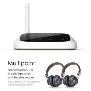 Image 4 - Abd yeni Avantree Oasis uzun menzilli Bluetooth verici alıcı TV ve PC için, aptX düşük gecikme kablosuz ses adaptörü