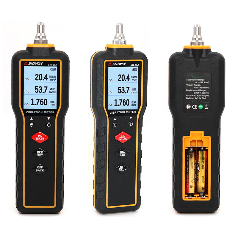MASTECH MS2115B Digital current clamp meter AC DC current voltage 6000 Counts NCV trms USB clamp