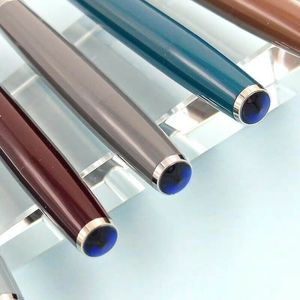 Image 3 - 2020 Model Wing Sung 601 Fountain Pen Steel Cap Vacumatic Double Bead Ink Pen Stationery Office school supplies Writing Gift