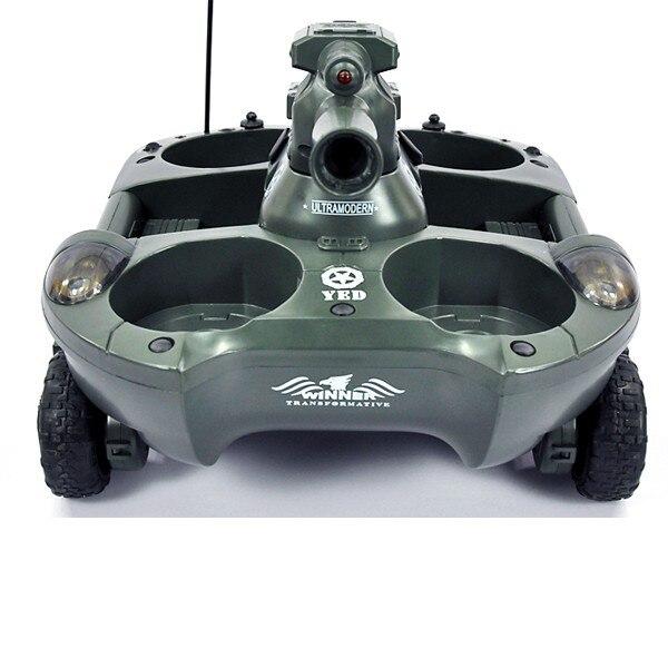 Rc tank 24883 junge spielzeug 4CH große feuer BB kugeln schießen land und wasser amphibien fernbedienung spielzeug tank rc auto Geschenk für Kind - 4