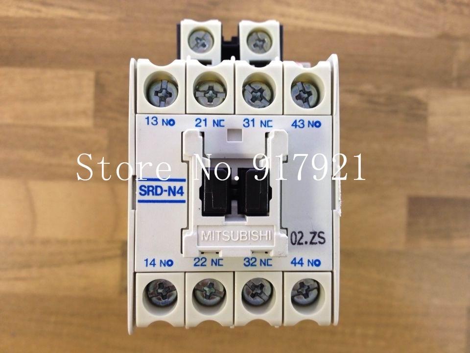 [ZOB] ORIGINAL ORIGINAL SRD-N4 DC48V 2NO+2NC genuine original DC contactor  --2pcs/lot