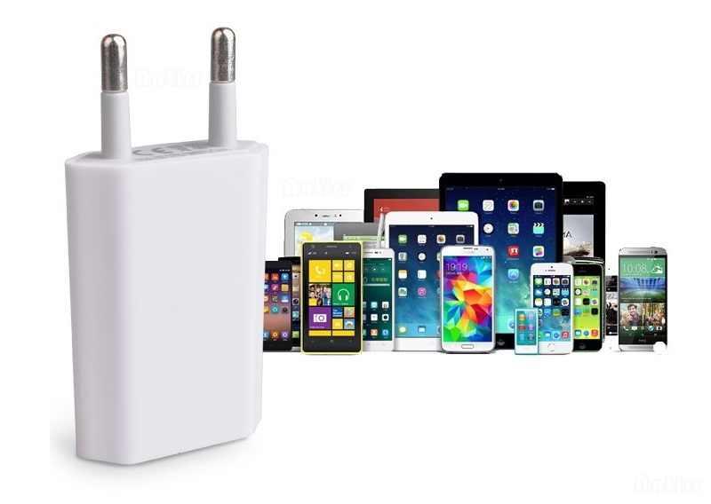 Phổ EU Cắm USB Webcam Charger Travel Home AC Tường Sạc Adapter cho iPhone 5 s 6 s 7 Cộng Với đối với Samsung S5 S6 S7Charger