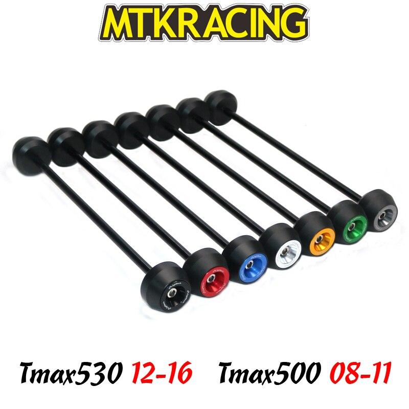 MTKRACING pro YAMAHA T-MAX Tmax500 08-11 Tmax530 12-16 CNC modifikovaná motocyklová kulička / tlumič nárazů