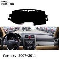 For Honda CRV CR V 2007 2016 Dashboard Mat Protective Pad Shade Cushion Photophobism Pad Car