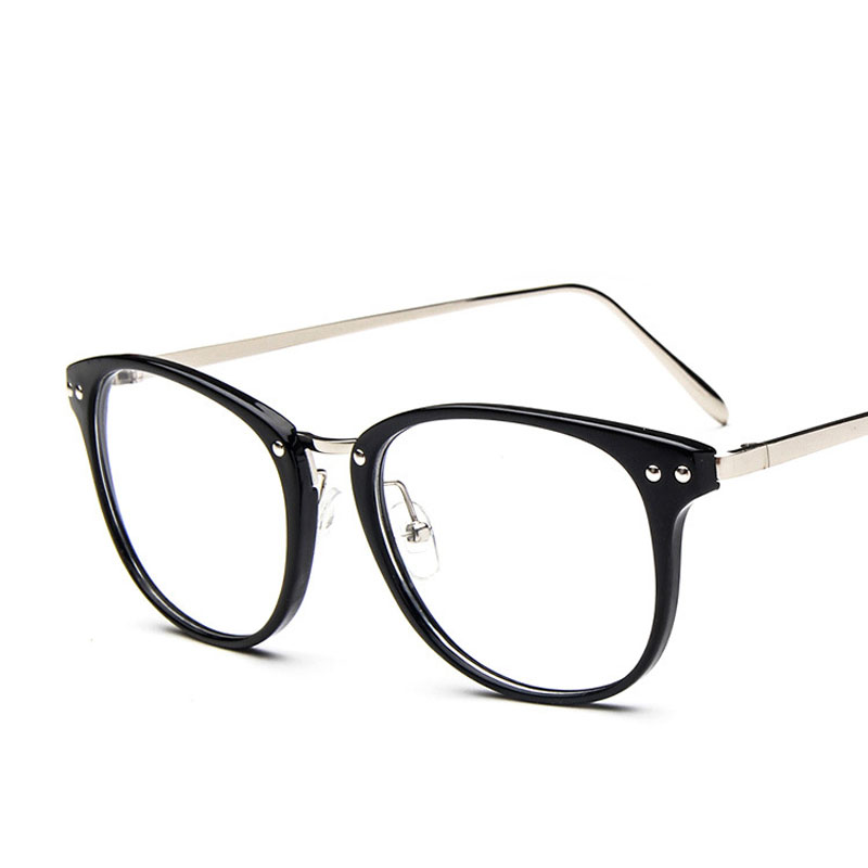 Large Glasses Frame Sizes : Online Buy Wholesale fake glasses frames from China fake ...