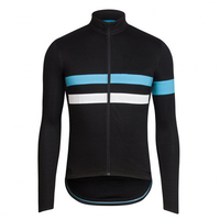 Ropa Ciclismo Invierno Hombre Bike Clothes Specialized Bike Jerseys Winter Thermal Fleece Pro Cycling Jersey Black
