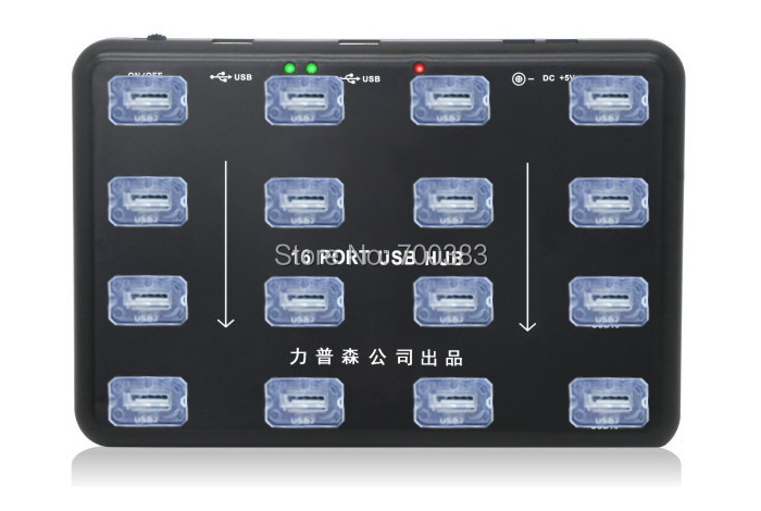 Industrial-grade UDP Testing Tools 16 Port Can Working At The Same Time For Fast Copy And Test UDP HUB MMUP Hub UFD HUB industrial sipolar 16 port usb 2 0 for u disk copy