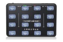 Промышленного класса UDP Инструменты Тестирования 16 Порт Может Работать В То Же время Для Быстрого Копирования И Испытаний UDP КОНЦЕНТРАТОР 7.5MMUP Центр УРФО КОНЦЕНТРАТОР