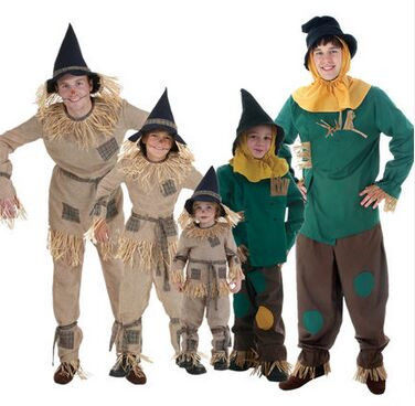 halloween scarecrow costumes scarecrow cosplay wizard of oz costume wizard of oz party wizard of oz adult costume  sc 1 st  Aliexpress & Online Shop halloween scarecrow costumes scarecrow cosplay wizard of ...