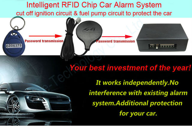 10 STÜCKE großhandel elektronische auto alarm immobilisieren auto ...