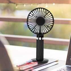 Портативный мини USB Ручной тихий вентилятор перезаряжаемый вентилятор портативный для лета на открытом воздухе путешествия студенческий