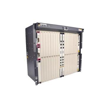 Original 100% nuevo 19 pulgadas HUAWEI Gpon y Epon Olt MA5680T OLT equipo de fibra óptica con 1 y 2 SCUN 1 y 2 GICF 1 PRTE