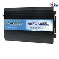 P2000 2000W Pure Sine Wave Solar DC To AC Inverter Of Free Shipping