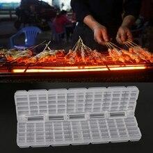 MEXI мясо барбекю аппарат для насаживания мяса на шампуры жареная струна устройство портативное приспособление для приготовления кебаба инструмент электрические аксессуары для гриля