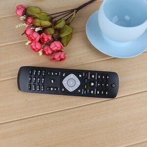 Image 4 - Умный Универсальный ТВ пульт дистанционного управления Замена телевизора пульт дистанционного управления все функции черный для Philips 3D HDTV LCD LED TV