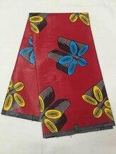 Latest Ankara High Quality Nigerian Wax Prints Fabric Lace 2016 Cotton Supper Hollandais Wax Print Real Wax For Aso Ebi